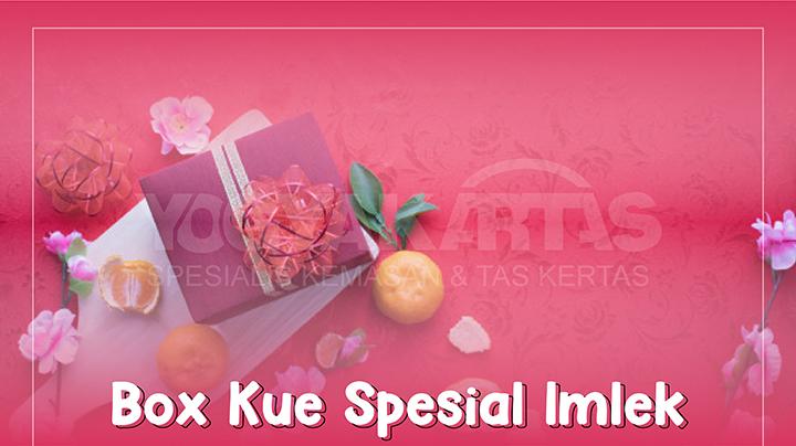 Box Kue Spesial Imlek
