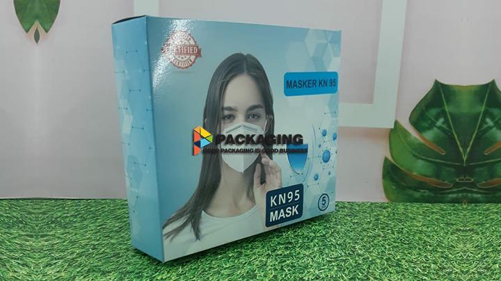 Box Masker Murah dan berkualitas – Packaging.co.id